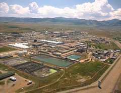 rocky flats arial view